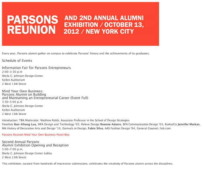 Alumni-Parsons